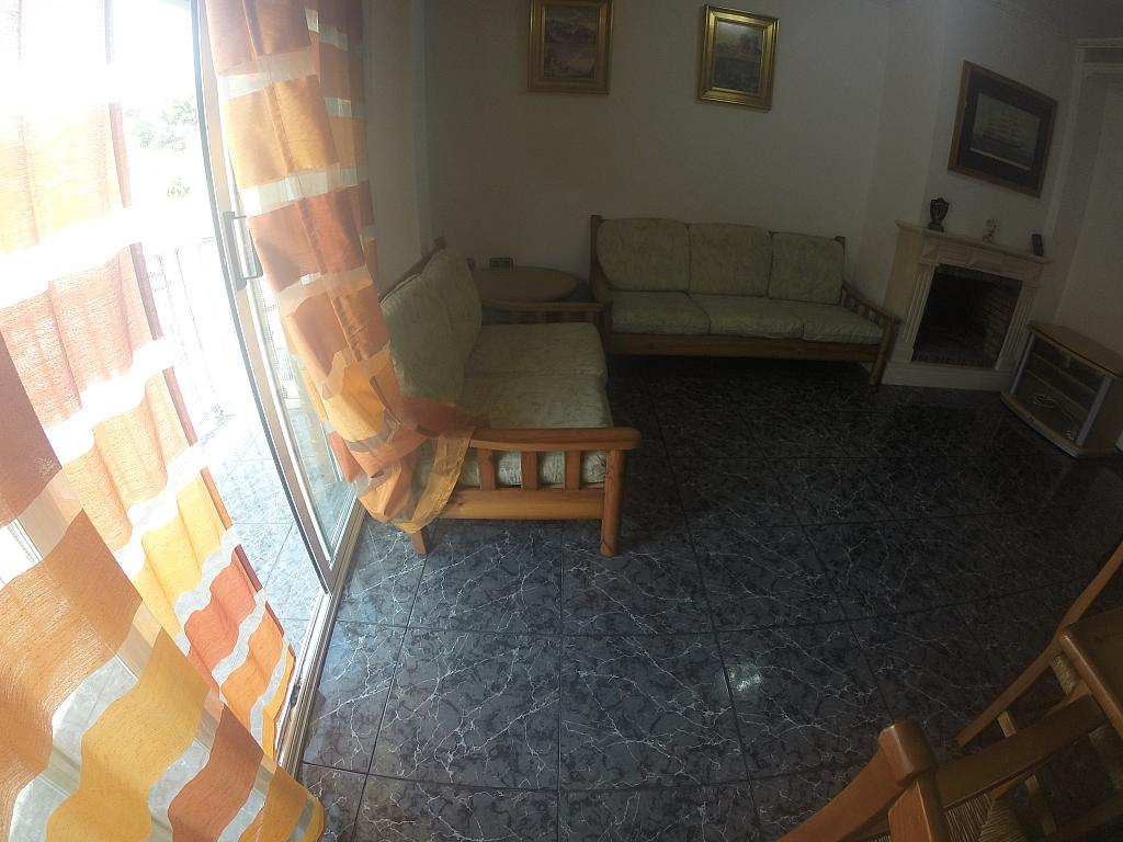 Salón - Piso en alquiler en calle , Gilet - 205381582