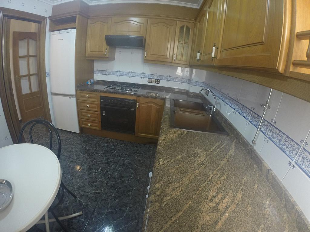 Cocina - Piso en alquiler en calle , Gilet - 205381836