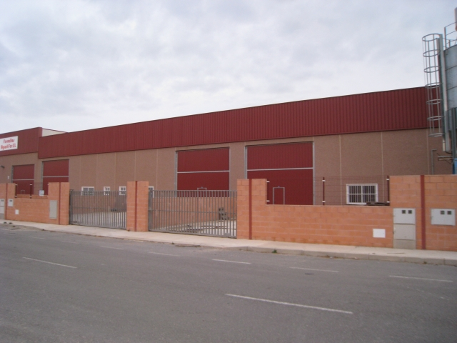 Fachada - Nave industrial en alquiler en Agost - 30732095