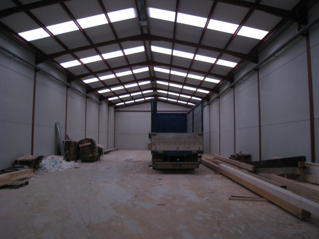 Detalles - Nave industrial en alquiler en Agost - 30732097