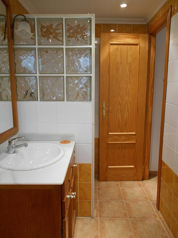 Baño - Piso en alquiler en Campoamor en Alicante/Alacant - 320746558