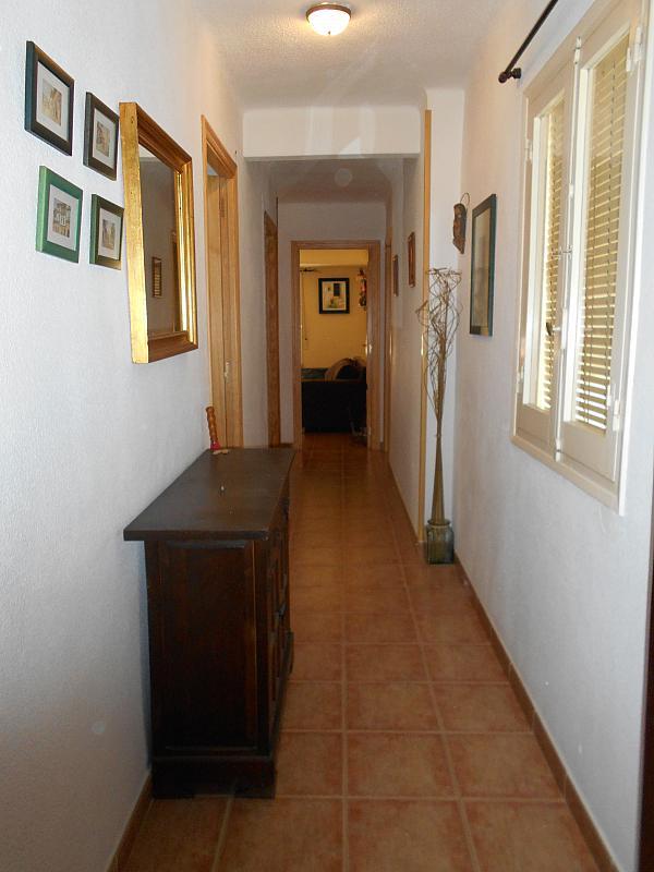 Pasillo - Piso en alquiler en Campoamor en Alicante/Alacant - 320746563
