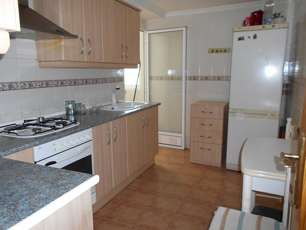 Cocina - Piso en alquiler en Campoamor en Alicante/Alacant - 320746566