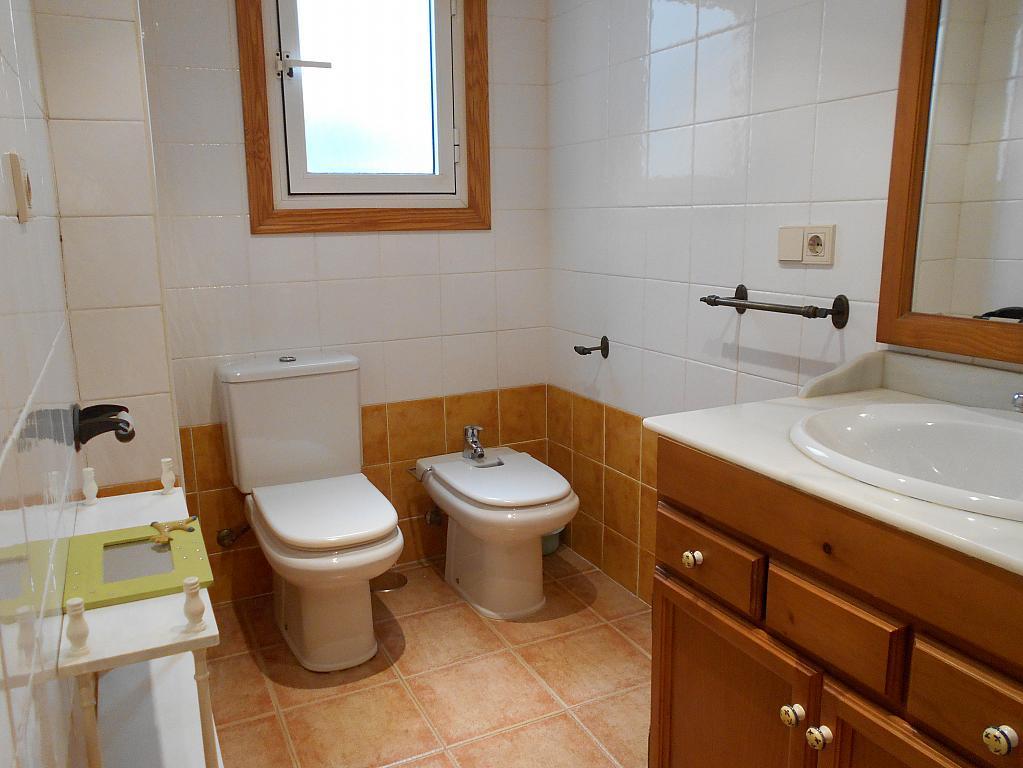 Baño - Piso en alquiler en Campoamor en Alicante/Alacant - 320746600