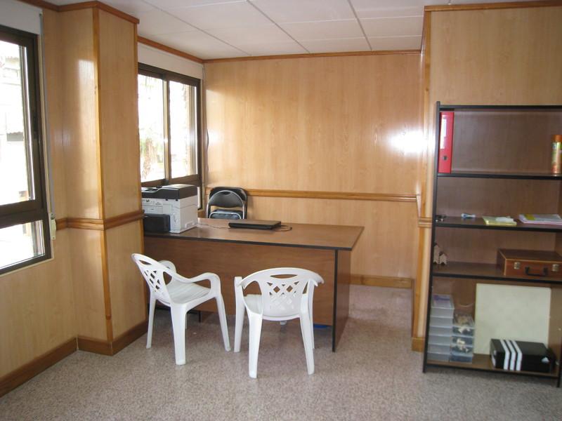 Despacho - Despacho en alquiler en San Vicente del Raspeig/Sant Vicent del Raspeig - 122783701