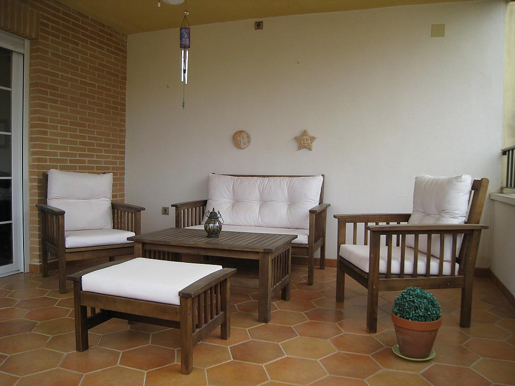 Porche - Chalet en alquiler en Coveta Fuma en Campello (el) - 161026295