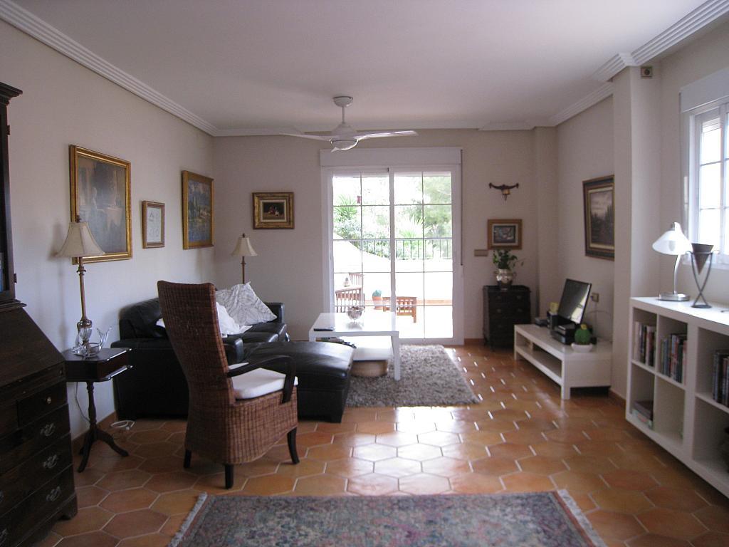 Salón - Chalet en alquiler en Coveta Fuma en Campello (el) - 161026303