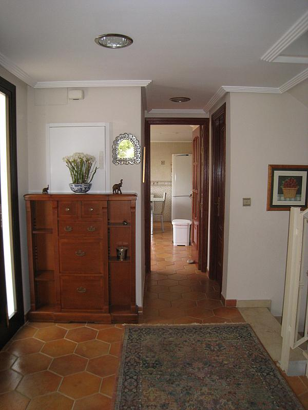 Vestíbulo - Chalet en alquiler en Coveta Fuma en Campello (el) - 161026318