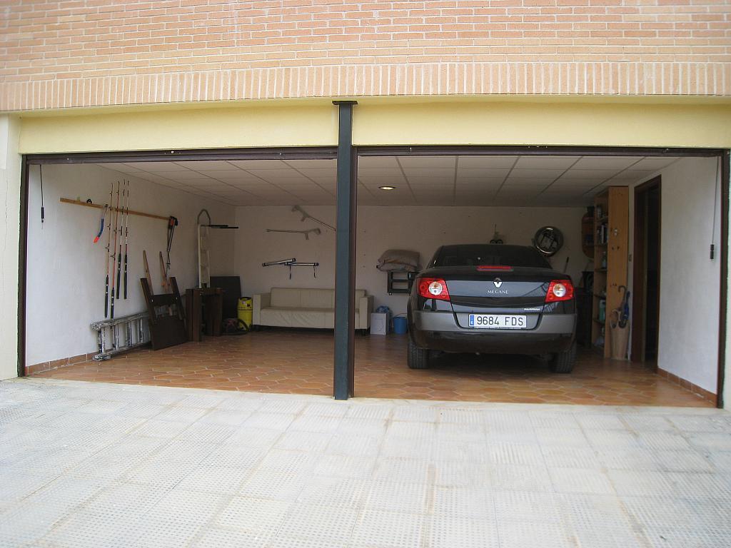 Garaje - Chalet en alquiler en Coveta Fuma en Campello (el) - 161026360