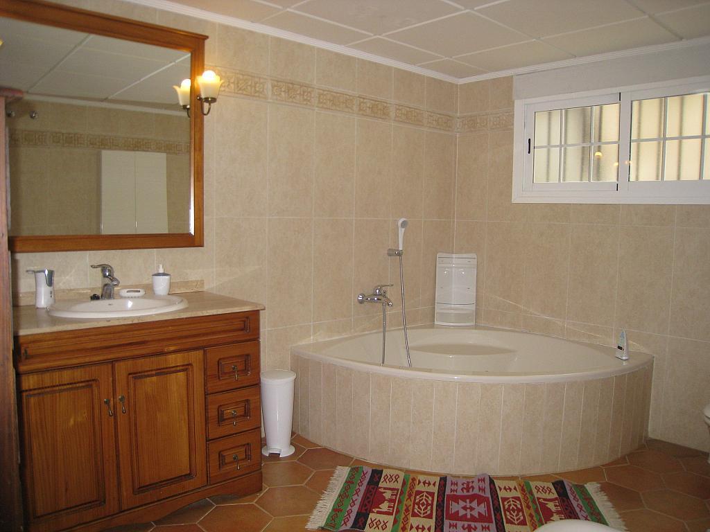Baño - Chalet en alquiler en Coveta Fuma en Campello (el) - 161026367