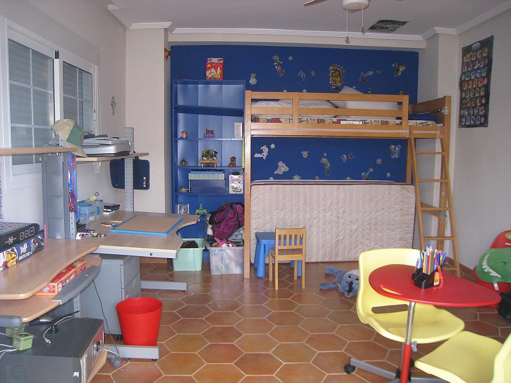 Dormitorio - Chalet en alquiler en Coveta Fuma en Campello (el) - 161026385
