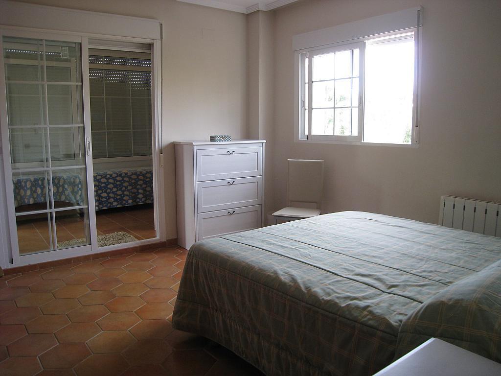 Dormitorio - Chalet en alquiler en Coveta Fuma en Campello (el) - 161026391