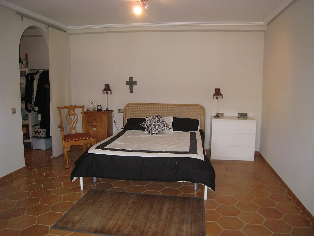 Dormitorio - Chalet en alquiler en Coveta Fuma en Campello (el) - 161026406