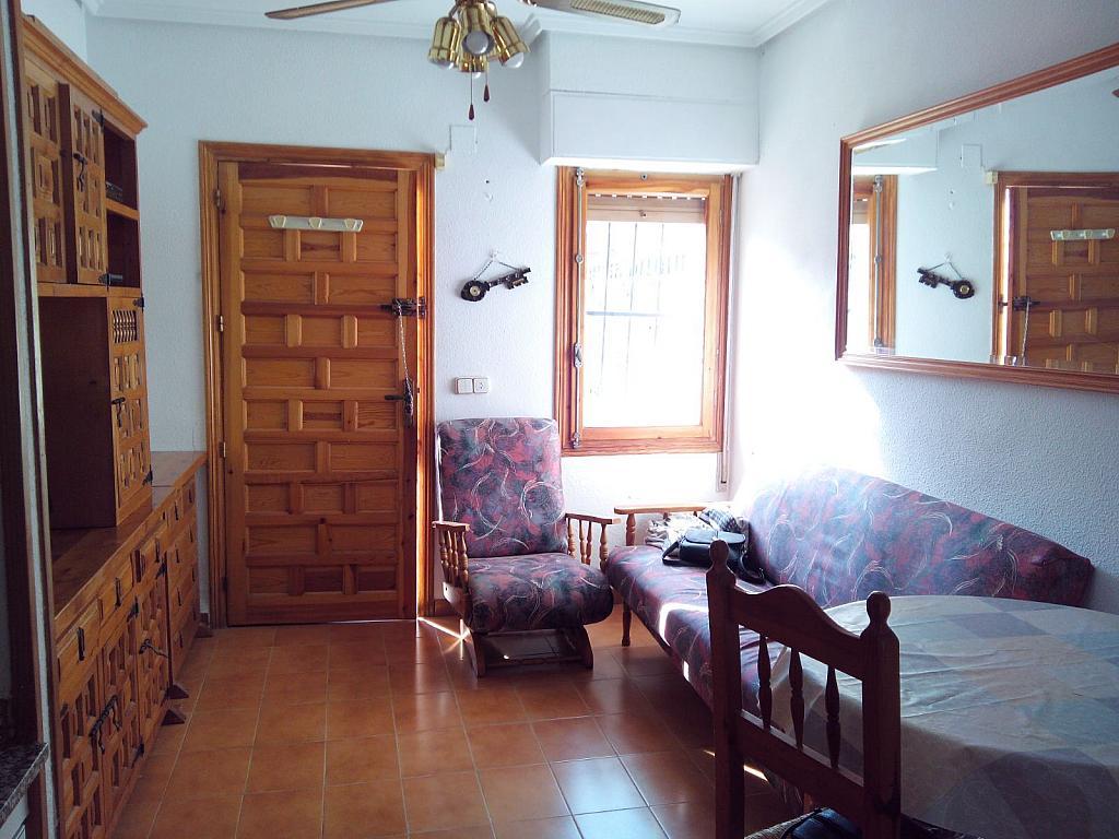 Salón - Apartamento en alquiler de temporada en Santa Pola - 261508047