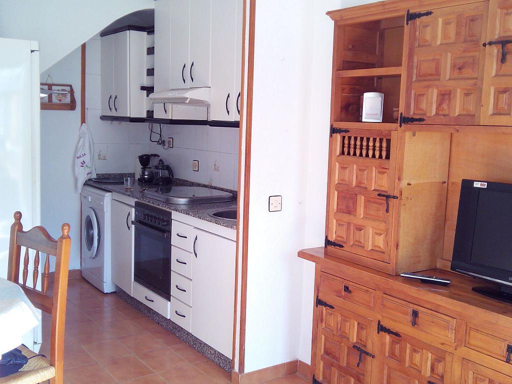 Cocina - Apartamento en alquiler de temporada en Santa Pola - 261508058