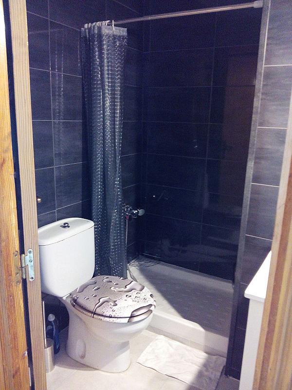 Baño - Apartamento en alquiler de temporada en Santa Pola - 261508064