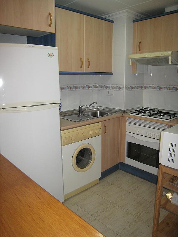 Cocina - Apartamento en venta en Urbanova en Alicante/Alacant - 243422344