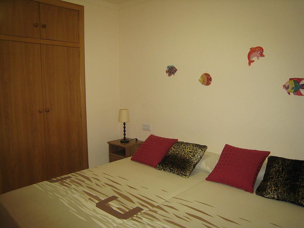 Dormitorio - Apartamento en venta en Urbanova en Alicante/Alacant - 243423209