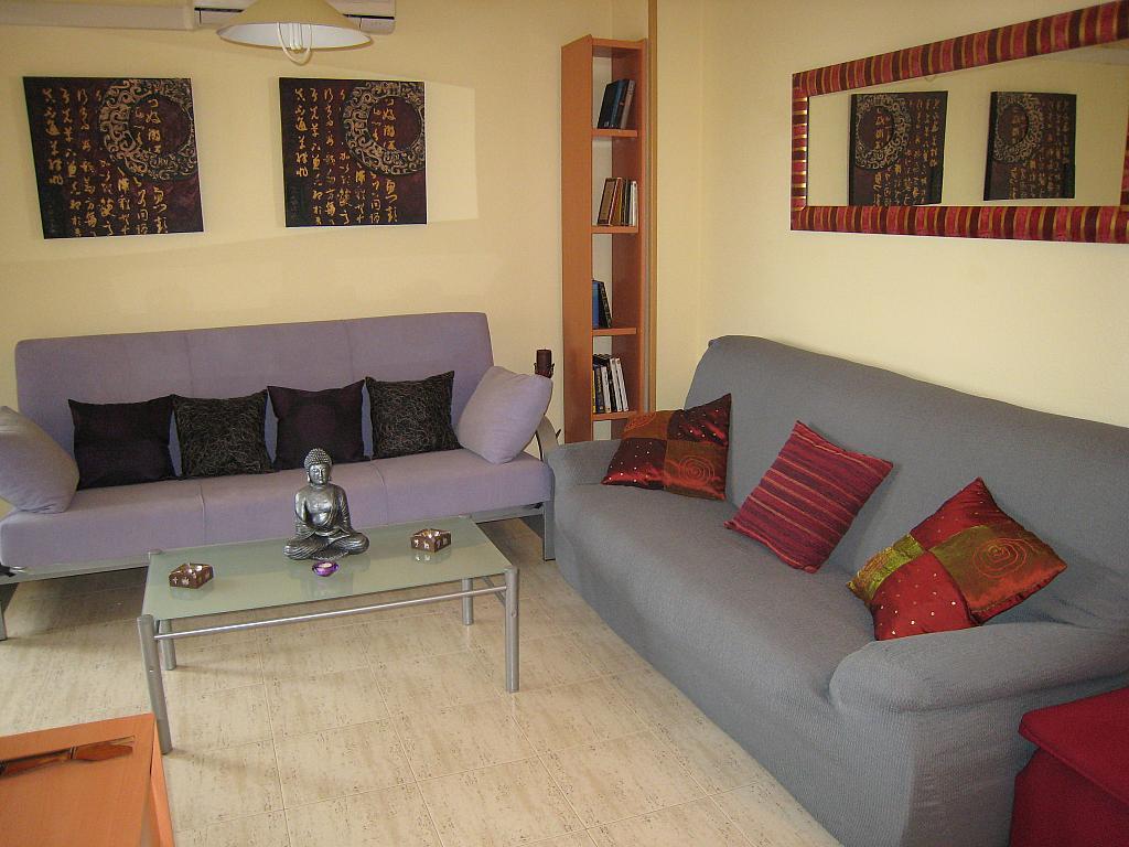 Salón - Apartamento en venta en Urbanova en Alicante/Alacant - 243423498