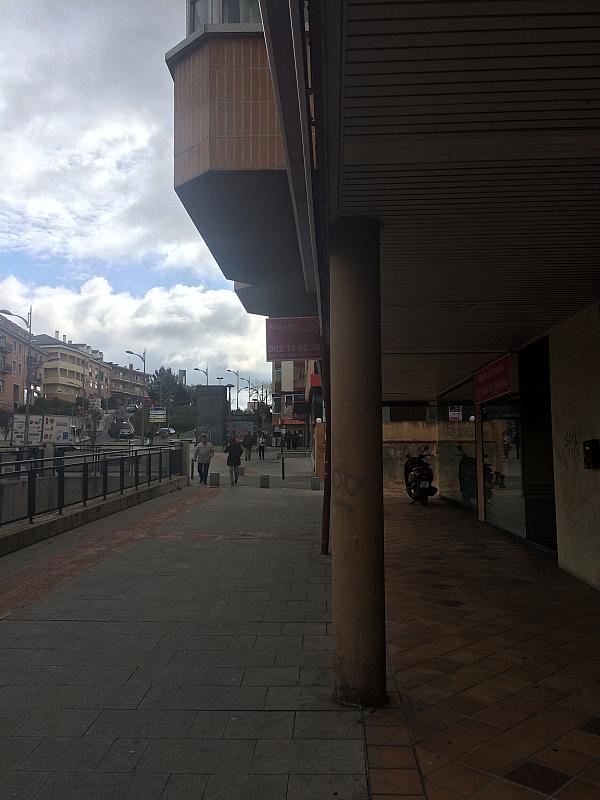 Local comercial en alquiler en calle Honorio Lozano, Collado Villalba - 258913094