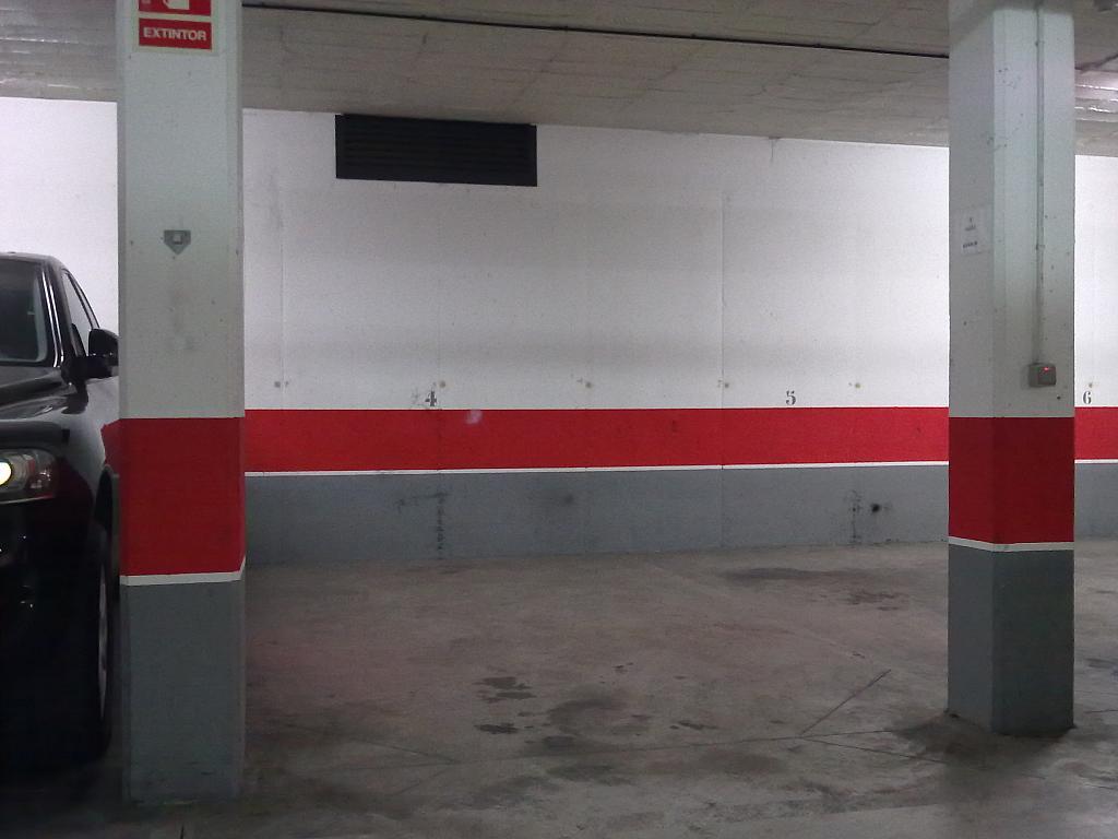 Garaje en alquiler en calle Cacera de la Villa, Collado Villalba - 125569221
