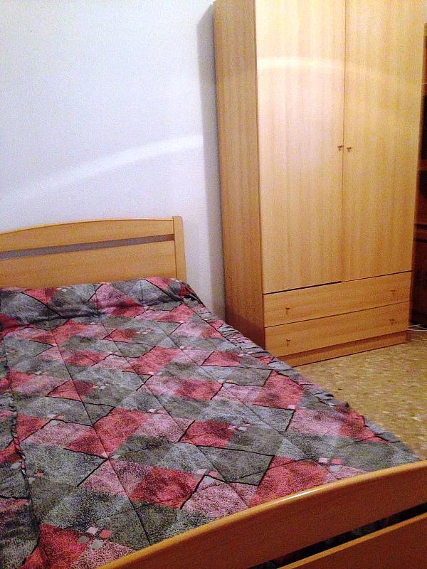 Dormitorio - Piso en alquiler en Ciudad Real - 293089525