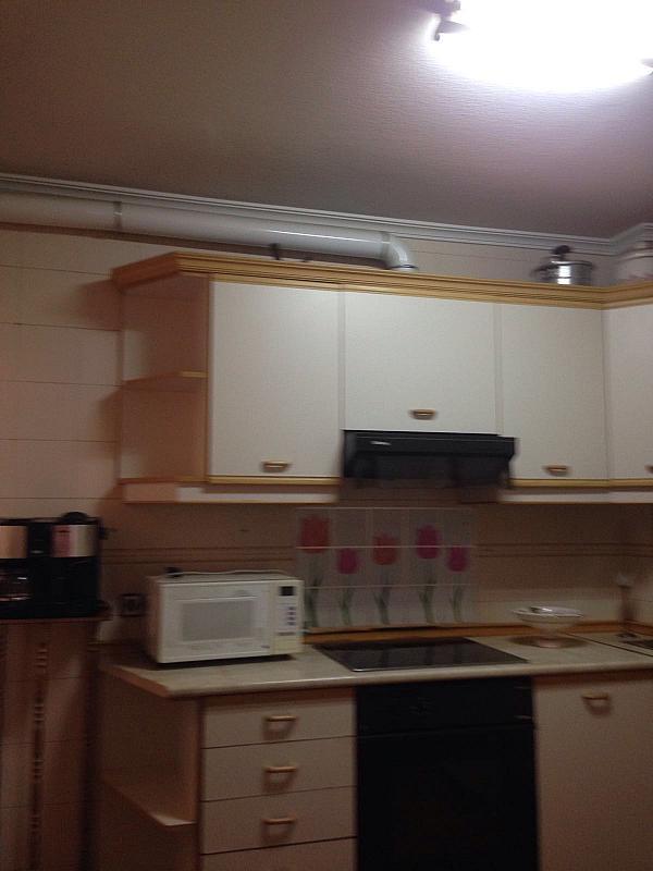 Cocina - Piso en alquiler en Ciudad Real - 293089536