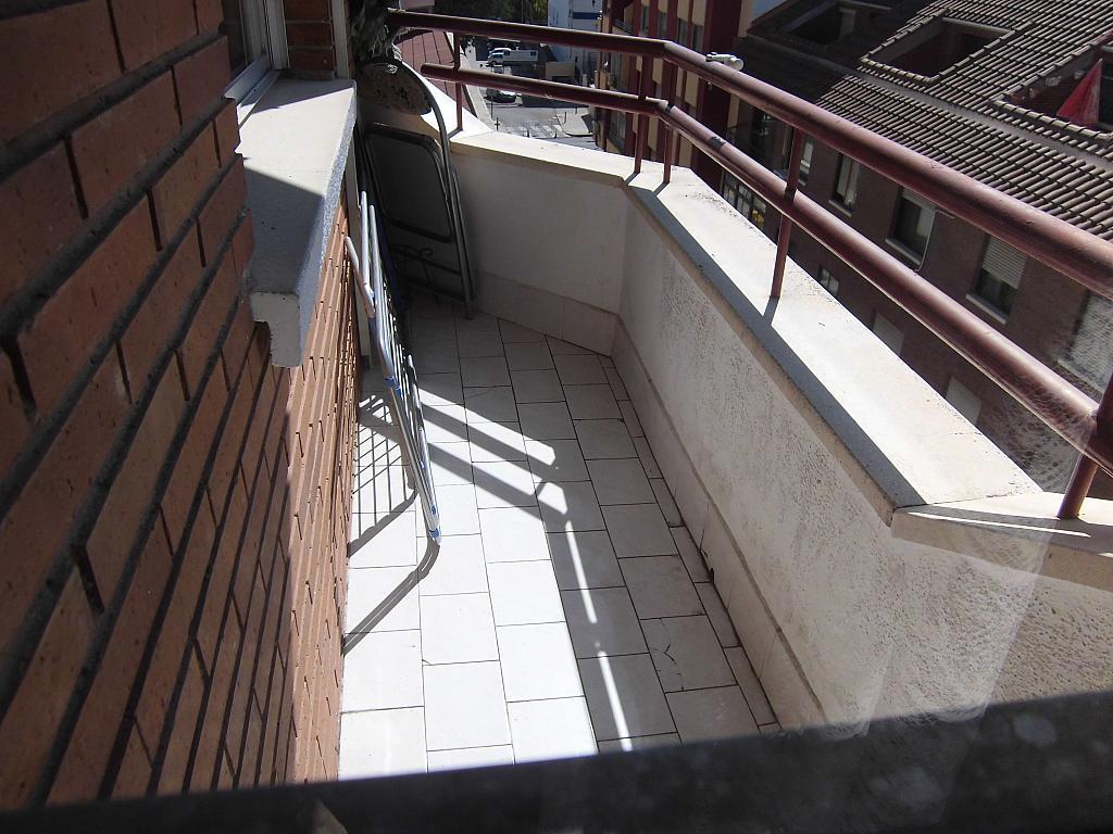 Terraza - Piso en alquiler en Ciudad Real - 300950688