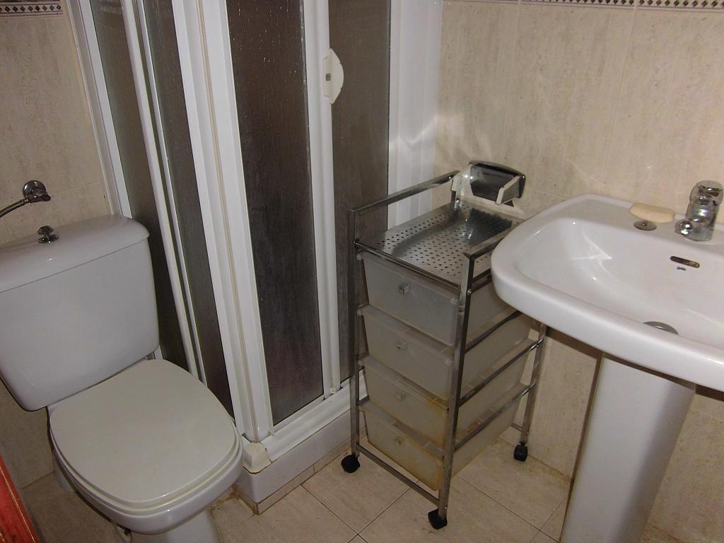 Baño - Piso en alquiler en Ciudad Real - 300950697