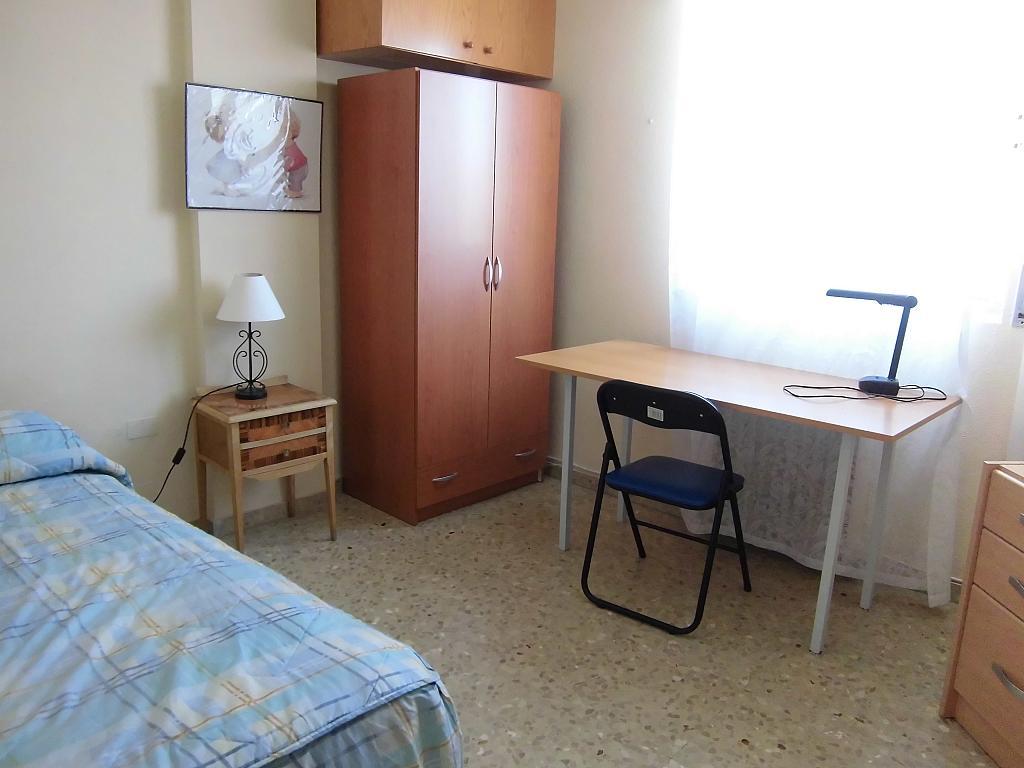 Dormitorio - Piso en alquiler en Ciudad Real - 300950701