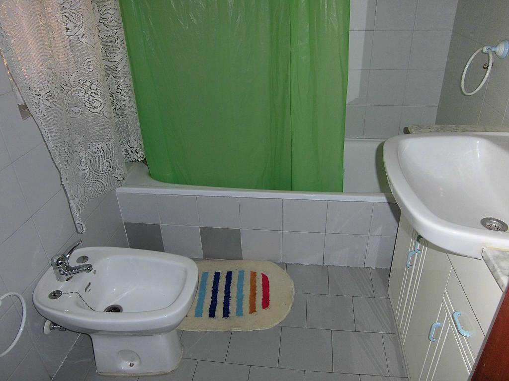 Baño - Piso en alquiler en Ciudad Real - 300950712