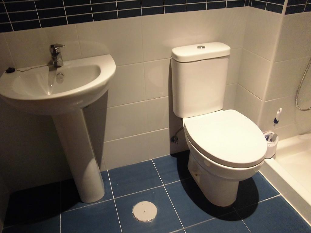 Baño - Apartamento en alquiler en Ciudad Real - 308500885