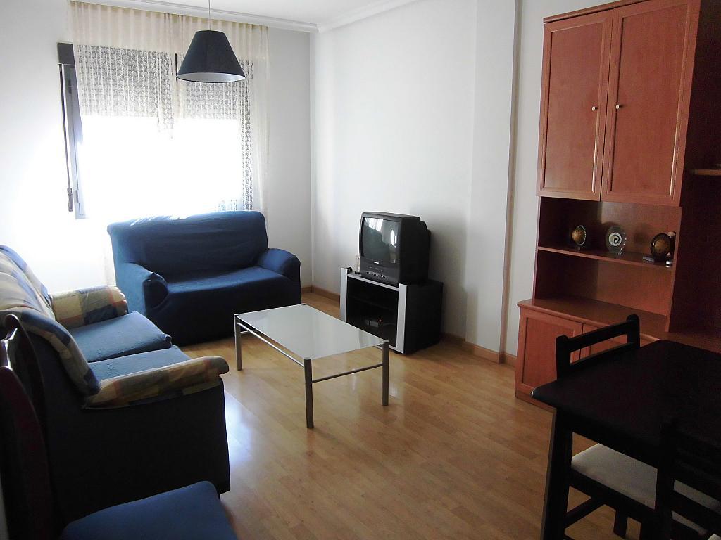 Salón - Apartamento en alquiler en Ciudad Real - 308500891