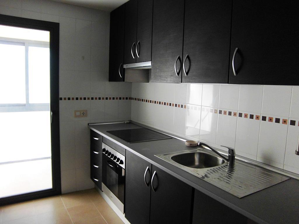 Cocina - Apartamento en alquiler en Ciudad Real - 308500895