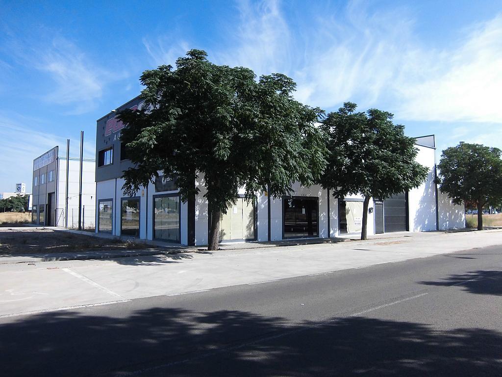 Fachada - Nave en alquiler en Ciudad Real - 320706479