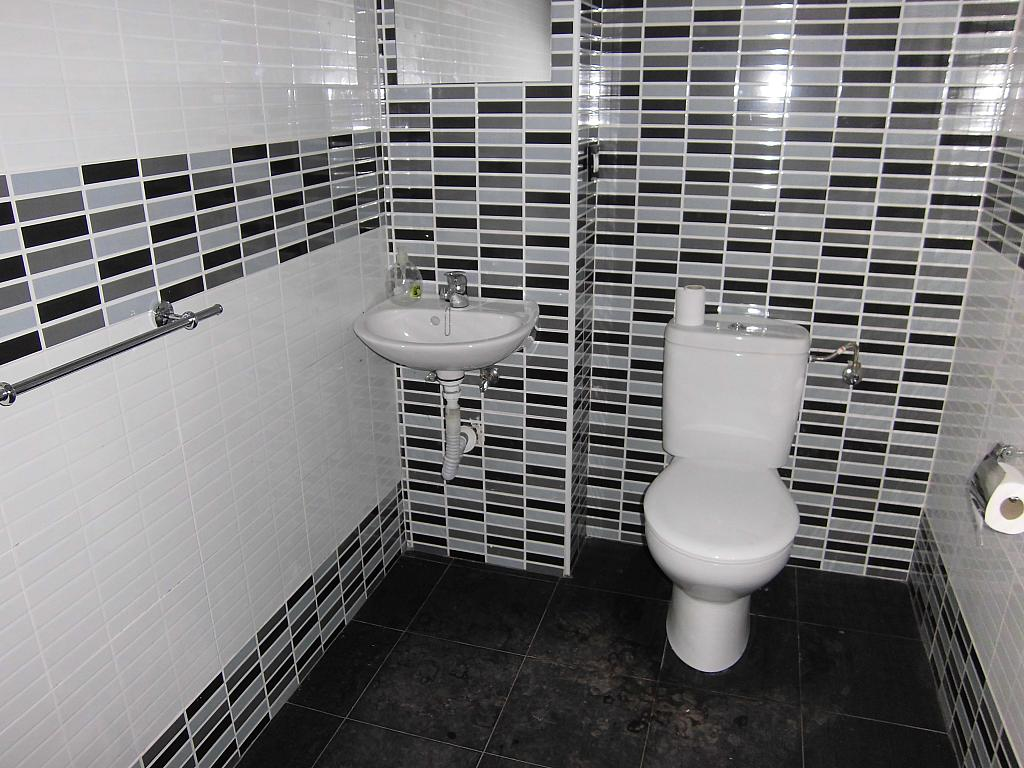 Baño - Nave en alquiler en Ciudad Real - 320706486