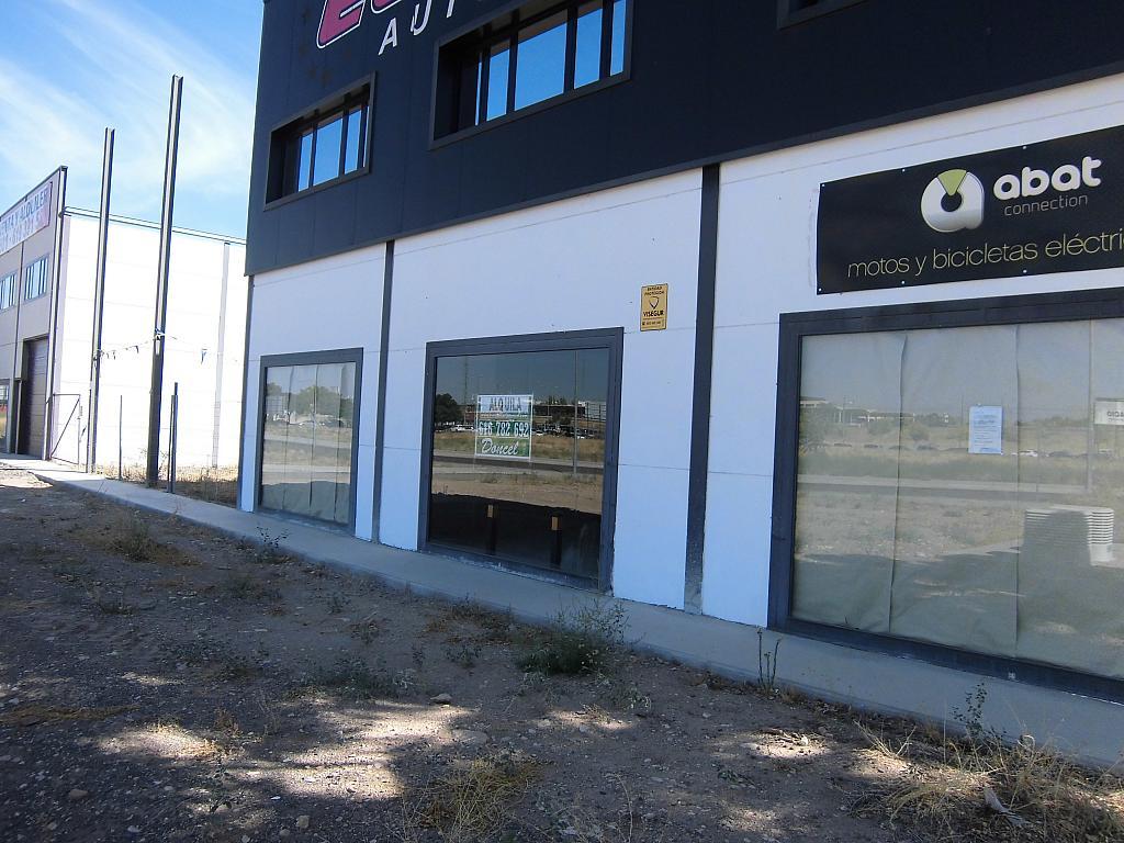 Fachada - Nave en alquiler en Ciudad Real - 320706513