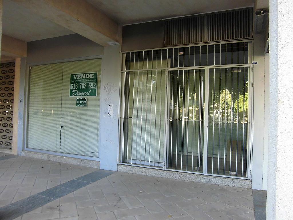 Fachada - Local comercial en alquiler en Ciudad Real - 330445008