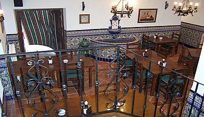 Comedor - Hotel en alquiler en Arenales de San Gregorio - 189409520