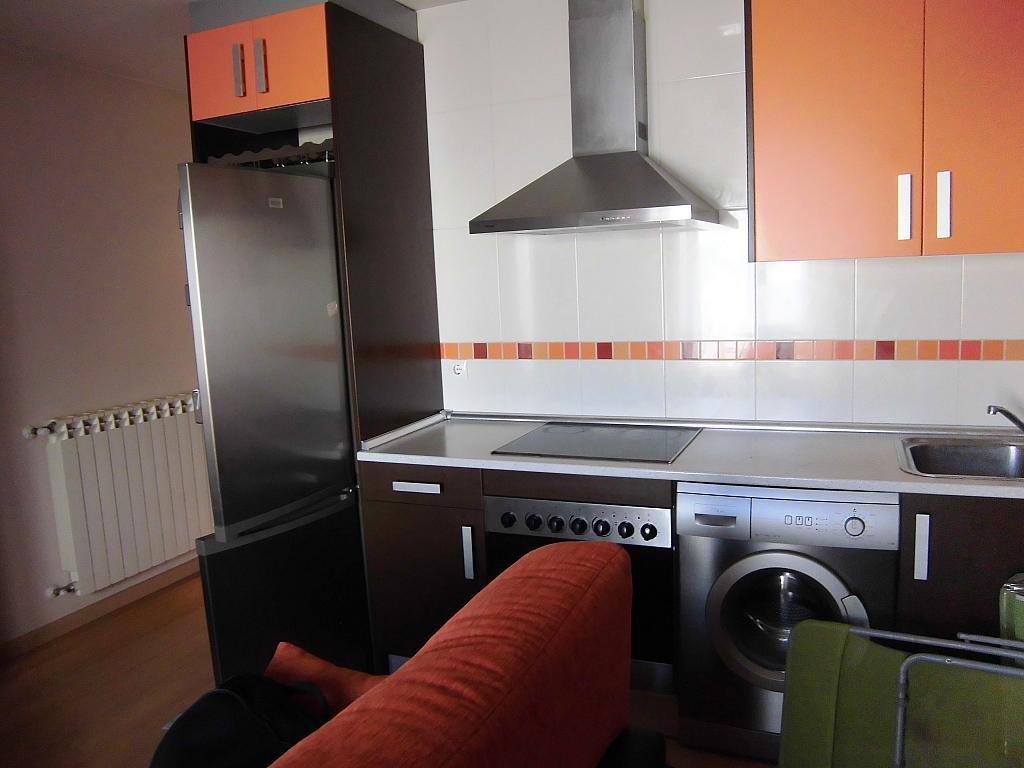 Cocina - Apartamento en alquiler opción compra en Miguelturra - 205058122