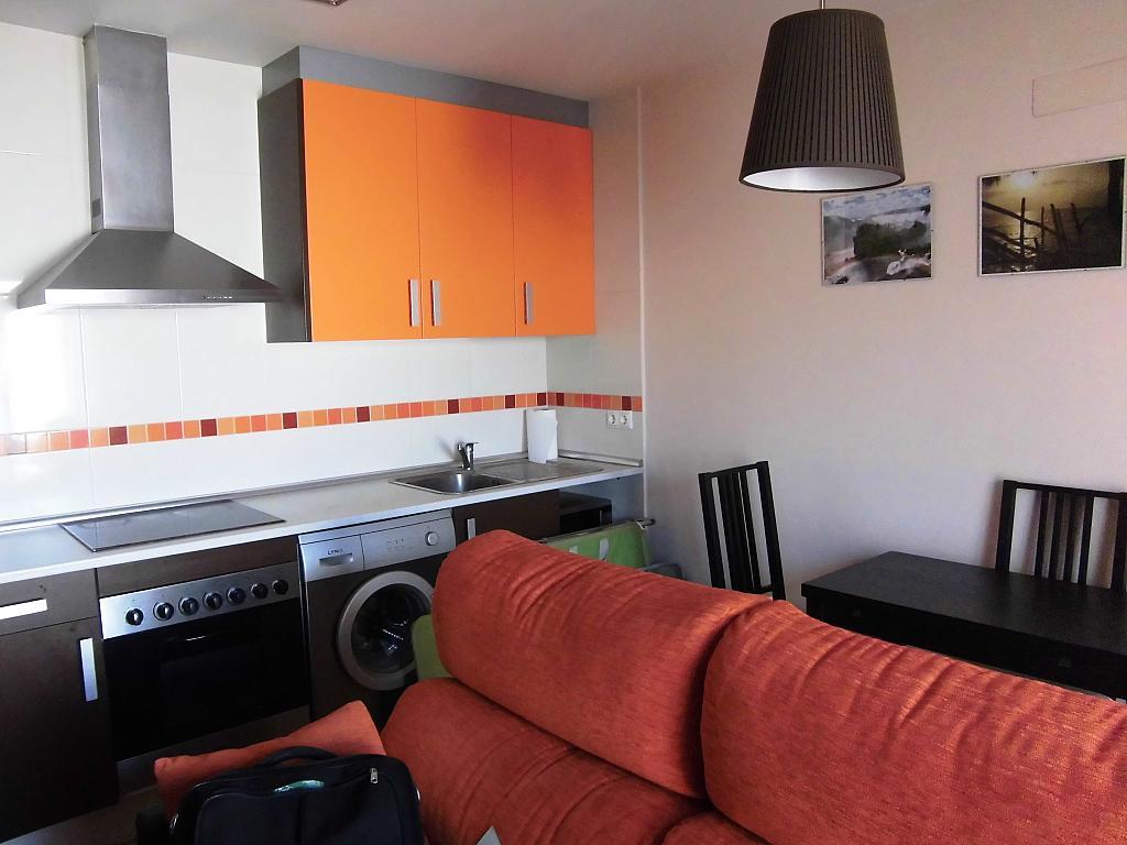 Salón - Apartamento en alquiler opción compra en Miguelturra - 205058125