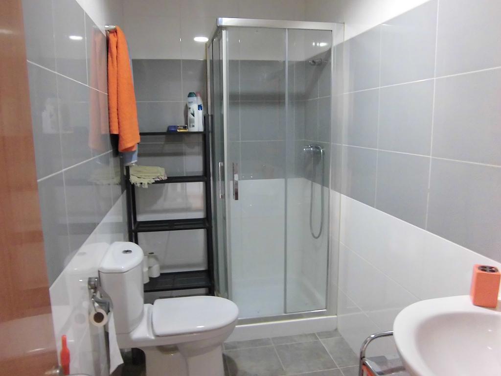 Baño - Apartamento en alquiler opción compra en Miguelturra - 205058127