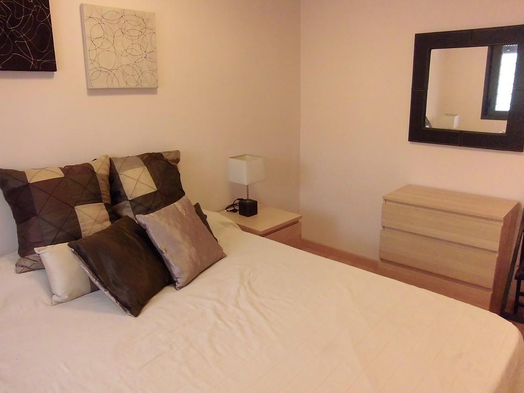 Dormitorio - Apartamento en alquiler opción compra en Miguelturra - 205058133