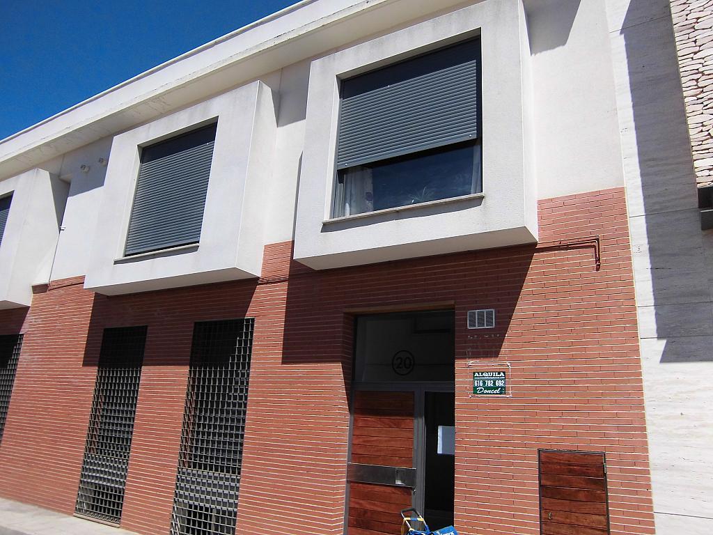 Fachada - Apartamento en alquiler opción compra en Miguelturra - 205058146