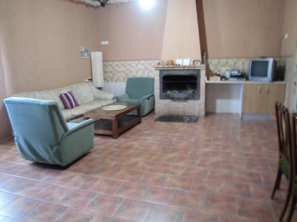 Planta baja - Casa en alquiler opción compra en Fernan caballero - 207510786