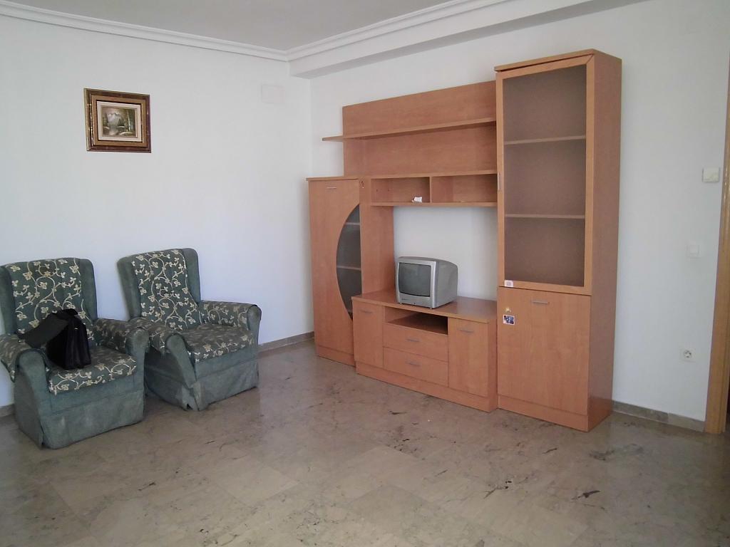 Salón - Apartamento en alquiler en Ciudad Real - 222416686