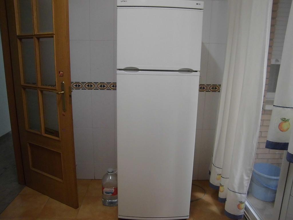 Cocina - Apartamento en alquiler en Ciudad Real - 222416691