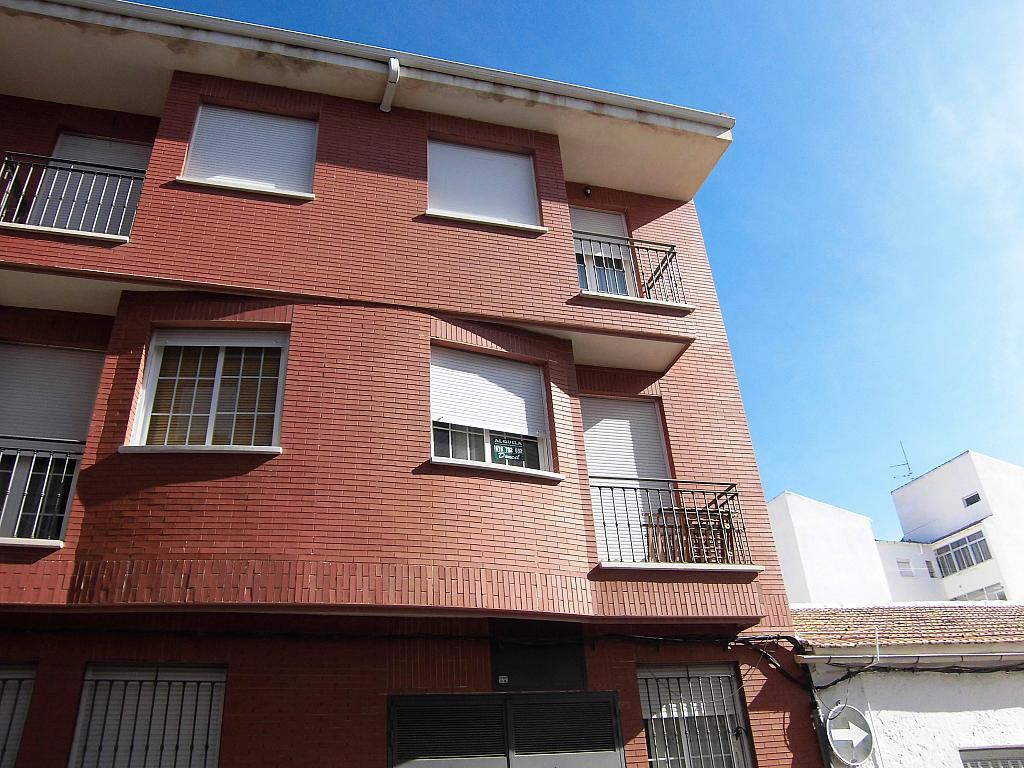 Fachada - Apartamento en alquiler en Ciudad Real - 222416709