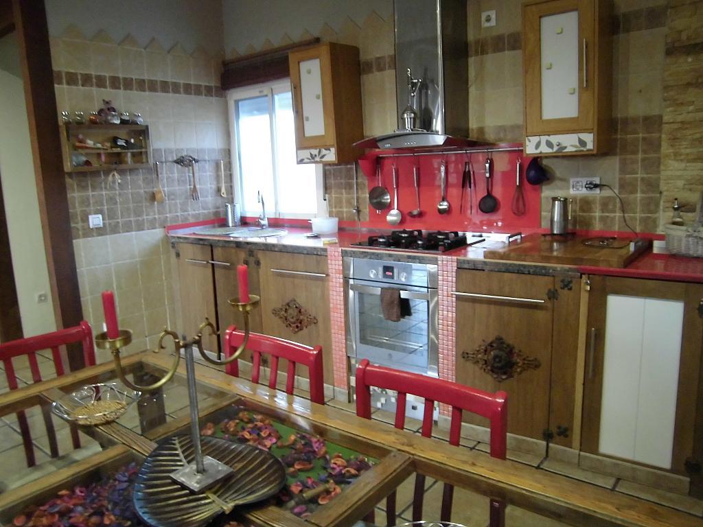 Cocina - Chalet en alquiler en Ciudad Real - 224504276