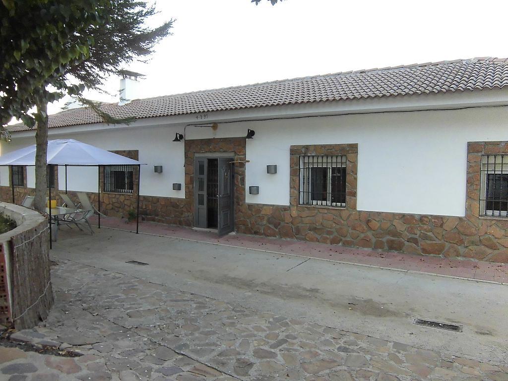 Fachada - Chalet en alquiler en Ciudad Real - 224504392